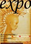 Affiche (A3) Expo Bernard FIEVRE
