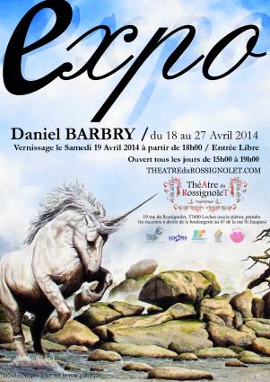 Expo Daniel Barby