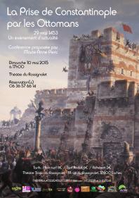 La prise de Constantinople