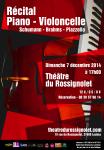 recital piano violoncelle