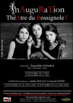 Affiche (A3) Théâtre du Rossignolet