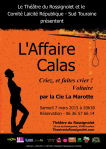 AFFICHE AFFAIRE CALAS