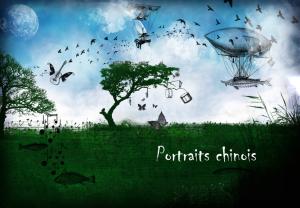 PORTRAIT CHINOIS