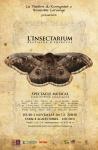 affiche insectarium
